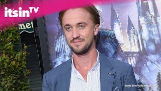"""Harry Potter""-Star Tom Felton wird 33: Das macht Draco Malfoy heute!"