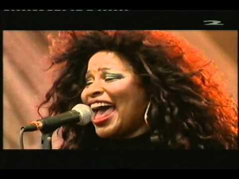 Chaka Khan - Everywhere, Live In Pori Jazz 2002 (9.)