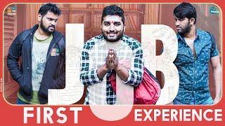 First JOB Experience | Chill Maama || Tamada Media