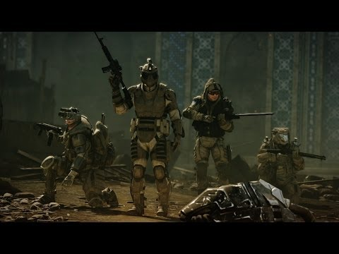 Warface: Launch Trailer