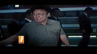 North Korea President Kim Jong attend 26th death anniversa..