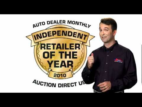Auction Direct | #1 Independent Retailer in the US 2010