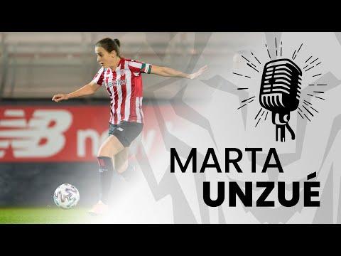 🎙️ Marta Unzué I post Athletic Club 2-0 Madrid CFF I J5 Primera Iberdrola