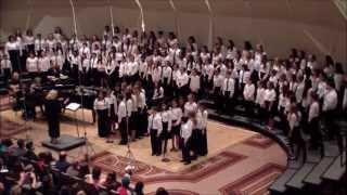 ACDA All Virginia Middle School Honor Chorus - Sahayta