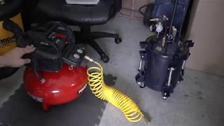 Pressure Pot System for Resin Casting Artisan Keycaps - Mechanical Keyboards