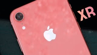 Coral iPhone XR Unboxing & First Impressions!