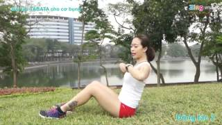 Bài tập yoga chỉ với 3 phút mỗi ngày giảm mỡ bụng