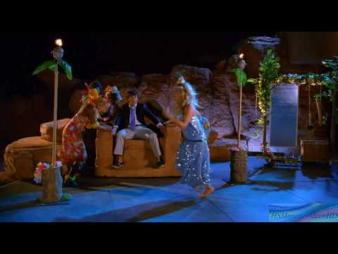 You are the music in me (from high school musical 2) band music.