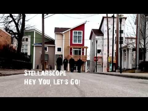 Stellarscope- Hey you, let's go!