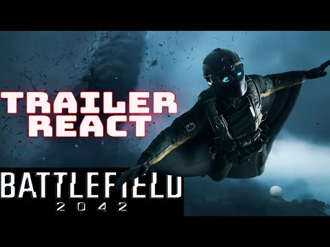 BATTLEFIELD 6 TRAILER REVELADO - REACT