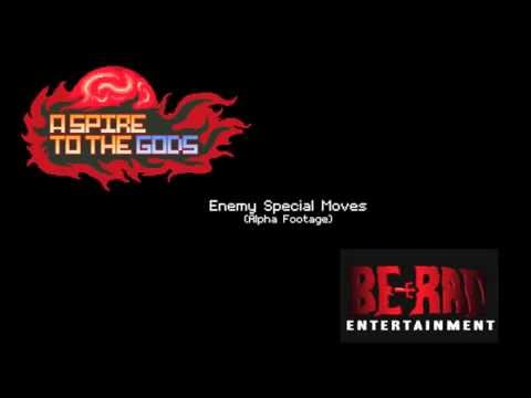 A Spire To The Gods - Enemy Special Moves
