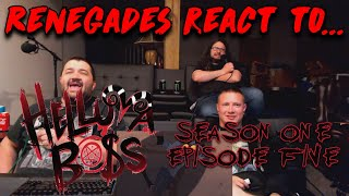 Renegades React to... HELLUVA BOSS - The Harvest Moon Festival // S1: Episode 5