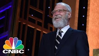David Letterman To Return To TV In Netflix Series   CNBC