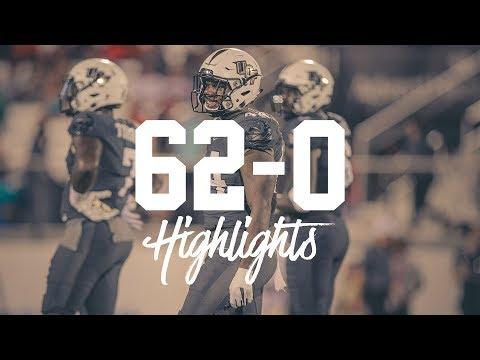 HIGHLIGHTS: 2019 UCF Football vs. FAMU
