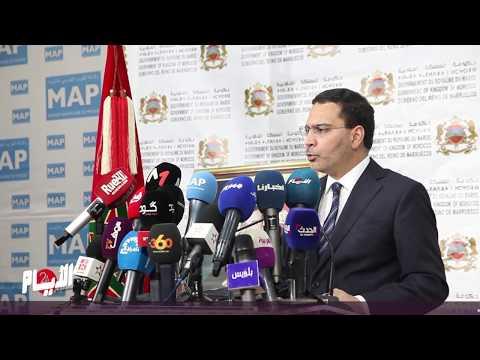 الخلفي : استفزازات البوليساريو موقف المغرب فيها محسوم وثابت