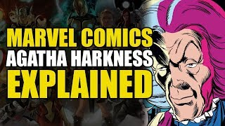 Wandavision: Agatha Harkness Explained | Comics Explained