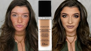 Dior Forever Foundation First Impression | FULL COVERAGE
