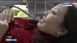 Новый аппарат для ультразвукового обследования беременных женщин появился в Омске