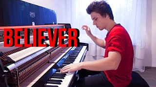 Believer - Imagine Dragons (Piano Cover by Peter Buka)