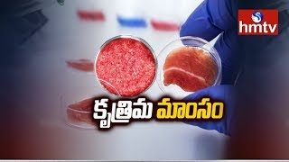 Artificially-produced meat available in a couple of years..