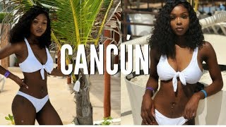 GIRLS TRIP TO CANCUN MEXICO! | Travel Vlog