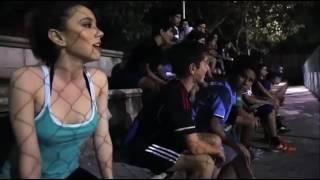 Vua bóng đá đường phố ở Mexico giả người già đá bóng quá đỉnh!!!!