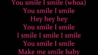 U Smile Justin Bieber Lyrics