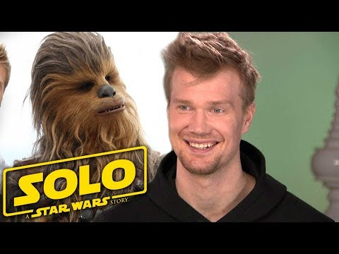 'Solo: A Star Wars Story': Chewbacca Actor Joonas Suotamo (Full Interview)