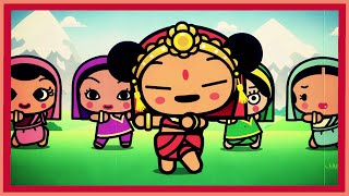 PUCCA   Hooray for Bollywood    IN ENGLISH   02x22