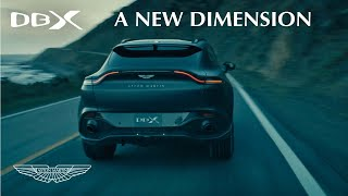 Aston Martin DBX | A New Dimension