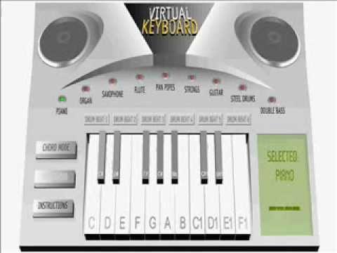 Virtual Keyboard : Für Elise by Beethoven
