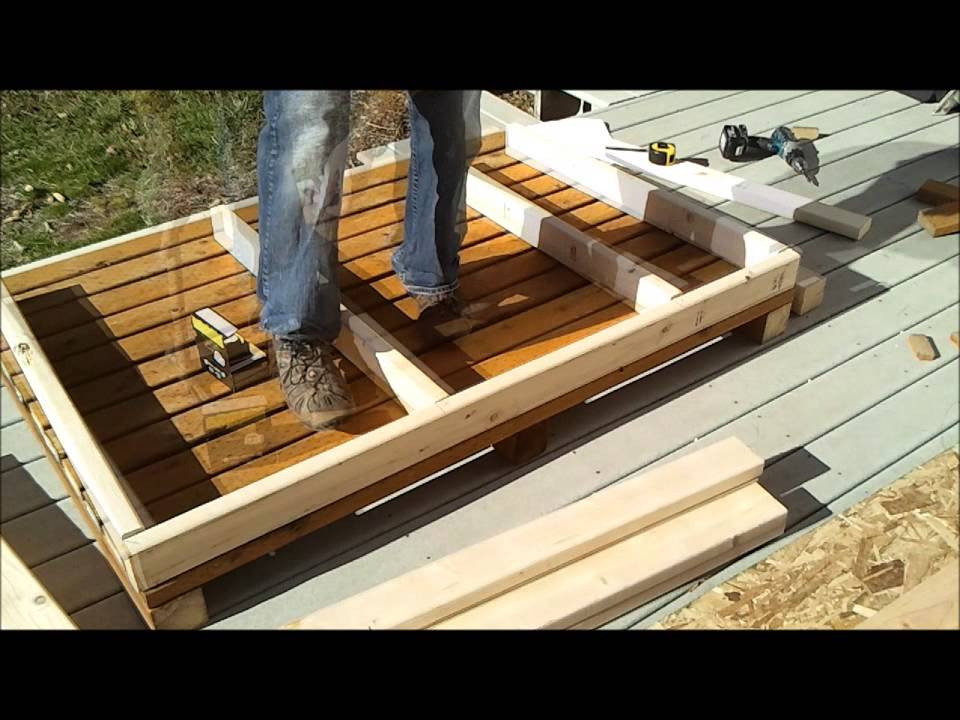 2 Shed Wall Framing How To Build A Generator Enclosure