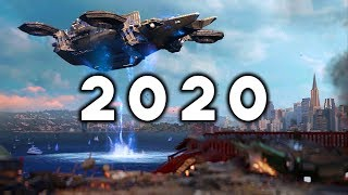 TOP 10 NEW MOST Anticipated Upcoming Games of 2020   PS4,Xbox One,PC (4K 60FPS)