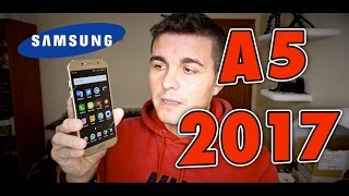 Video Samsung Galaxy A5 (2017) AxTuEPf68Fc