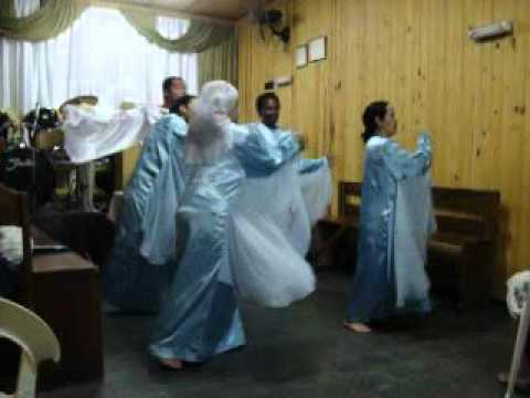 Baixar Coreografia Unção divina ( Cassiane Dia Inesquecível)