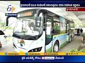 TS Govt to Launch 100 Electrical Buses in Hyderabad