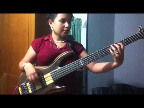 Celos - Marc Anthony (Cover Bass)