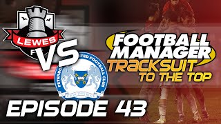 Tracksuit to the Top: Episode 43 - 1st vs 2nd   Football Manager 2015