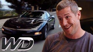 "Ant Transforms A Corvette C5 Z06 Into A ""Mean Looking Machine"" | Wheeler Dealers"