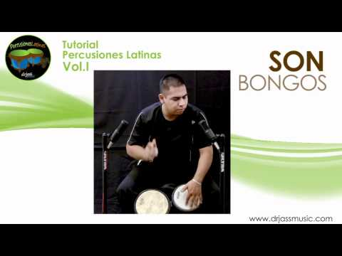 DRJASSMUSIC Tutorial de Percusiones Latinas Vol.I - Son (Español / English subs)