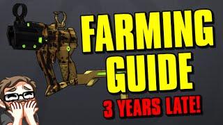 Borderlands 2: How To Farm The Hornet Legendary Pistol
