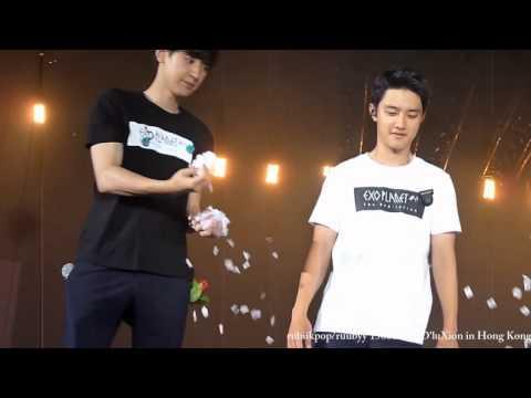 ChanSoo Couple (D.O ♡ Chanyeol Moments)