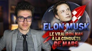 BULLE : L'Homme Qui Veut Coloniser Mars (Elon Musk)