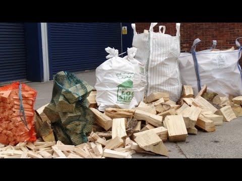 Firewood Log Sacks & Bags