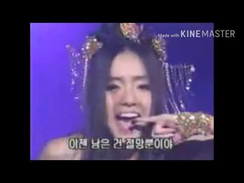 채정안 편지, 이정현 와,코요테 실연, 순정