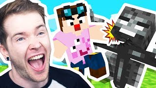 How to CHEAT to Beat THE WITHER in Minecraft Hardcore!