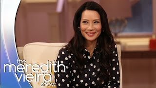 Lucy Liu On Keeping Her Personal Life Private | The Meredith Vieira Show