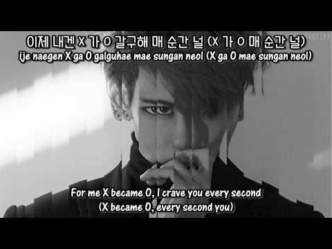 Jonghyun (ft. Iron) - Crazy (Guilty Pleasure) + [English Subs/Romanization/Hangul]