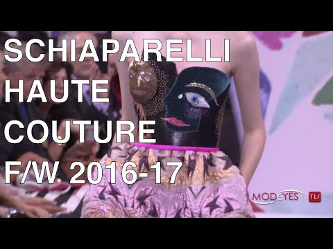 SCHIAPARELLI | FALL / WINTER 2016 | FULL FASHION SHOW