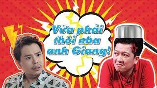 Hết bị Trấn Thành giờ đến Trường Giang CHẶT CHÉM, Trịnh Thăng Bình bị đơ  không nói nên lời | SML